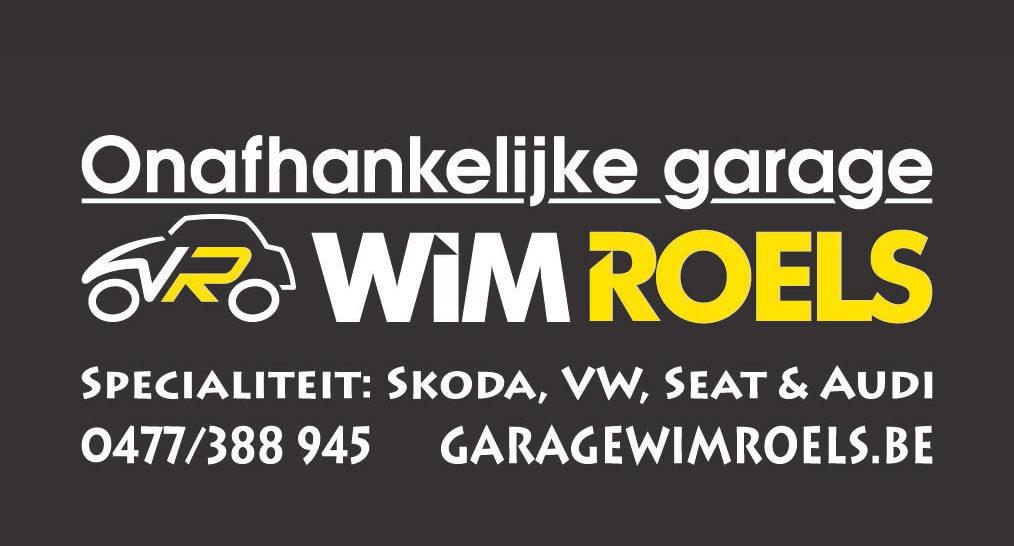 logo Garage Wim Roels